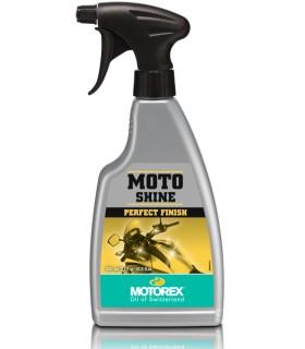 Entretien moto MOTOREX MOTO SHINE 500 ml