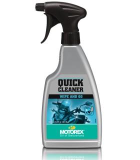 Entretien moto et visières MOTOREX QUICK CLEANER 500 ml