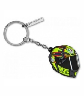Porte clés casque VR46 Soleluna
