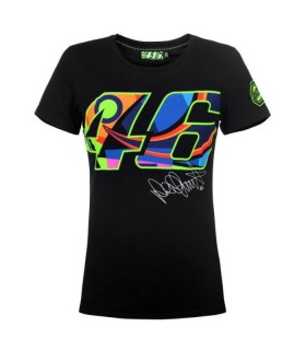 T-Shirt VR46 CLASSIC WOMAN 260804