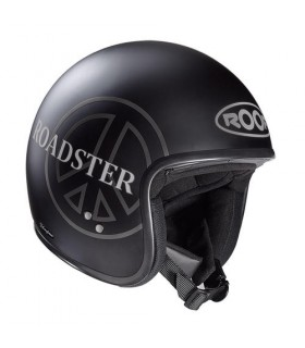 Casque jet ROOF Roadster Peace