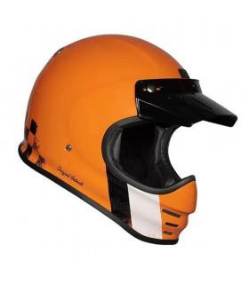 casque origine danny virgo orange