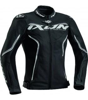 veste moto femme Ixon Trinity cuir