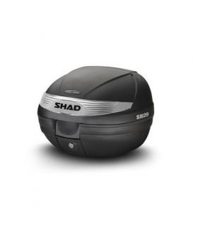 Top case SHAD 29L noir (platine incluse)