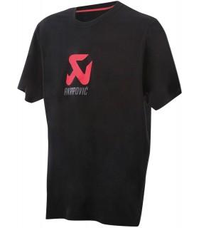 T-Shirt AKRAPOVIC noir