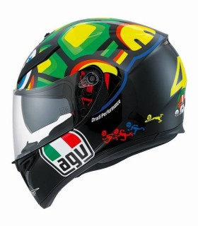Casque AGV K-3 SV TOP TARTARUGA
