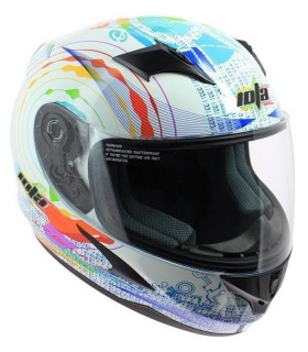 Casque enfant IOTA FPK03 INTEGRAL JUNIOR