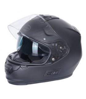 Casque intégral Moto 11 fast noir mat