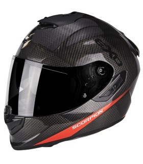 Casque SCORPION EXO-1400 AIR CARBON PURE