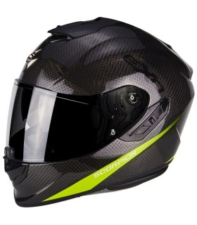 Casque Intégral SCORPION EXO-1400 AIR CARBON PURE