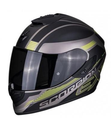 scorpion exo 1400 air carbon free casque moto de type. Black Bedroom Furniture Sets. Home Design Ideas