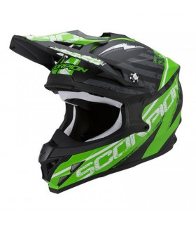Casque SCORPION VX-15 EVO AIR GAMMA