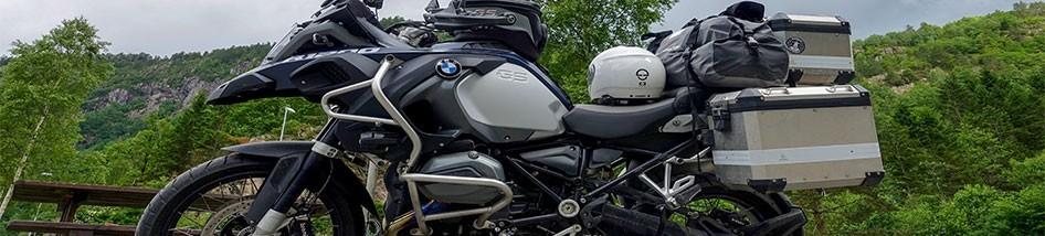 Bagagerie moto pas cher chez Degriffbike Genève