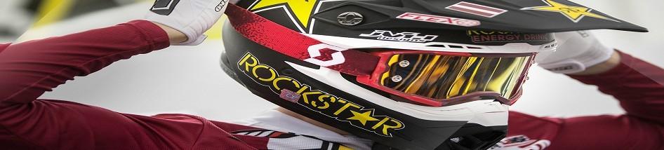Accessoires pour casque motocross-tout terrain à petit prix