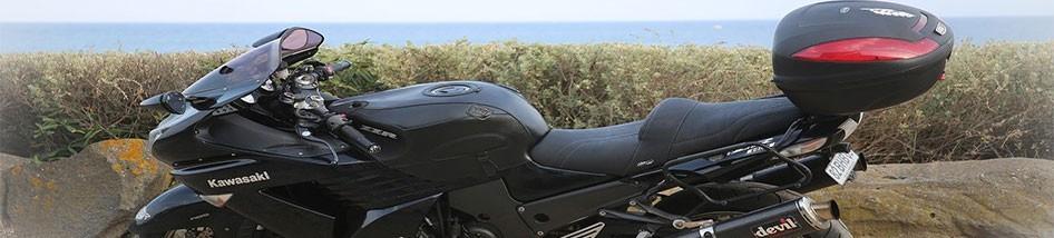 Achetez en ligne votre top-case chez Degriffbike Genève