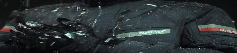 Veste moto Gore-Tex multi-saisons à prix dégriffés