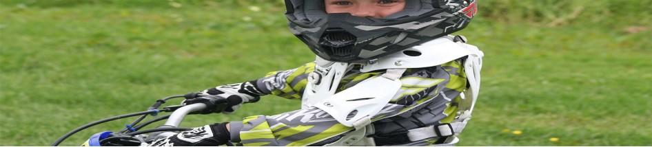 Pour la sécurité des enfants: veste moto textile à petit prix