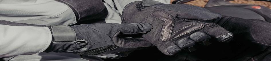 Gants moto textile pour votre sécurité chez degriffbike.