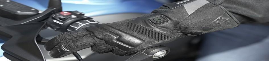 Gants moto chauffants protection et confort chez Degriffbike