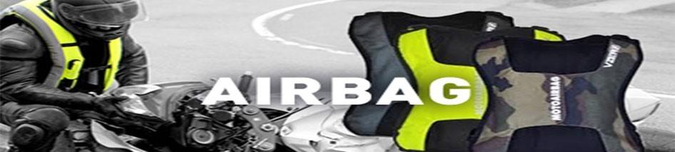 Veste airbag moto Helite un extra de sécurité en cas de choc