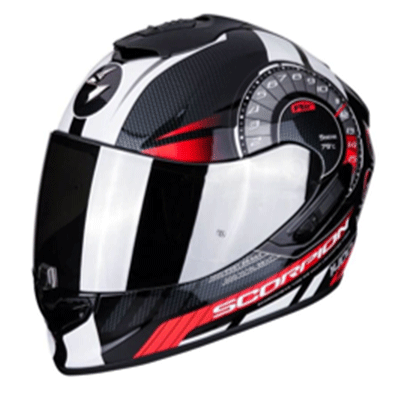 casque scorpion exo 140