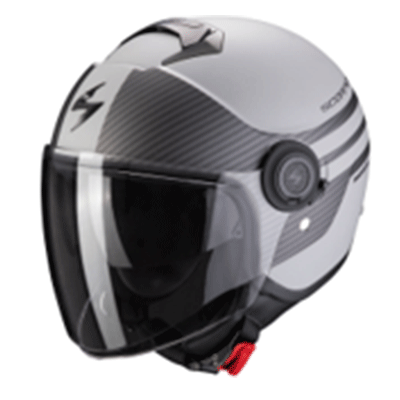 casque scorpion exo city moda