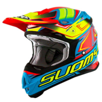 casque suomy Mr jump start