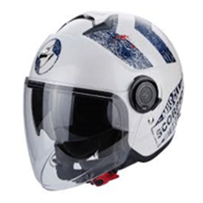casque jet scorpion exo city