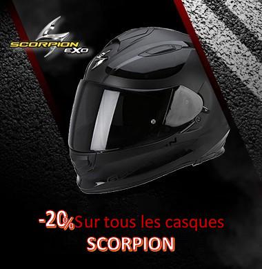 Scorpion -20%