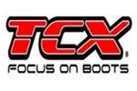 TCX, bottes et chaussures motos résistantes à l'abrasion